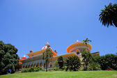 Palace of Monserrate in the village of Sintra, Lisbon, Portugal — Stock Photo
