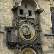 Stock Photo: Famous prague clock