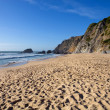 Stock Photo: Beautiful beach of adraga