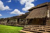 Gamla maya staden av ek balam — Stockfoto