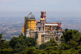 Pena in Sintra — Stock Photo