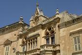 中世の宮殿のゴシック建築 — ストック写真