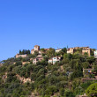 Picturesque and historic village of Deia — Stock Photo