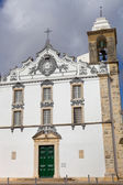Typical portuguese church in Olhao — Stock Photo