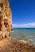 Costa de algarve — Foto Stock