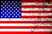 United states of america flag illustration — Stock Photo