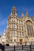 Londýn, vláda komor parlamentu — Stock fotografie