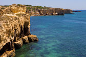 Coast of algarve — Stock Photo