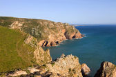 Cabo da Roca, the wester point of Europe — Stock Photo