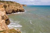 Coast of algarve — Stock Photo
