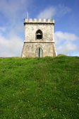 древний замок азорские острова — Стоковое фото