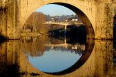 Ancient bridge — Stock Photo