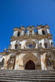 The monastery of Alcobaca in Portugal — Stock Photo