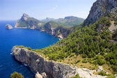 Formentor cape — Stock Photo