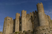 Portuguese ancient castle — Stock Photo