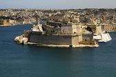 Valleta city — Stock Photo