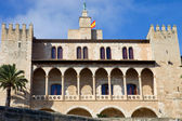 Mallorca cathedral — Stock Photo