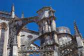 Herança de Catedral mundial batalha perto de leiria — Fotografia Stock
