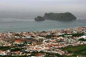 Azores village — Stock Photo