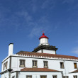 Ancient portuguese lighthouse — Stock fotografie