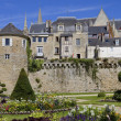Stock Photo: Historic city of Vannes in Brittany