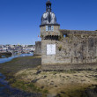 Stock Photo: Medieval town of concarneau