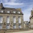 Stock Photo: St malo houses