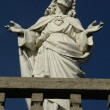 Stock Photo: Christ statue