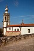 圣安东尼教堂 — 图库照片