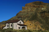 Church in tenerife island — Stock Photo