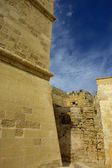 Ancient architecture of malta — Stock Photo