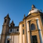 Church of Sameiro Braga, in the north of Portugal — Stock Photo #23839601