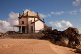 Senhor da Pedra chapel — Stock Photo
