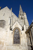 Niort church — Foto Stock