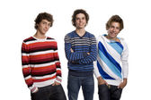Young men — Stock Photo