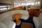 Barco de luxo — Fotografia Stock