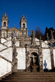The church Bom Jesus do Monte — Stock Photo