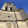 Saint Emilion church — Stock Photo