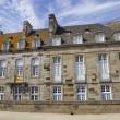 St malo houses - Stock Photo
