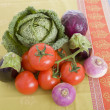 Vegetables — Stock Photo #23841513