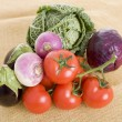 Vegetables — Stock Photo #23841617