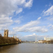 Stock Photo: London view