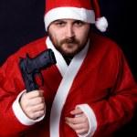 Bad santa — Stock Photo #23849169