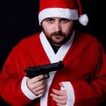 Bad santa — Stock Photo #23849259