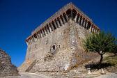 Старый замок Оурене — Стоковое фото