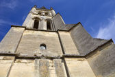 Saint Emilion church — Stock fotografie