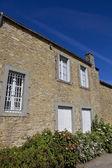 Bretagne huis — Stockfoto