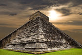 Chichen itza — Stockfoto