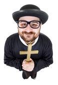 Priest — Stock Photo