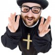 Stock Photo: Priest